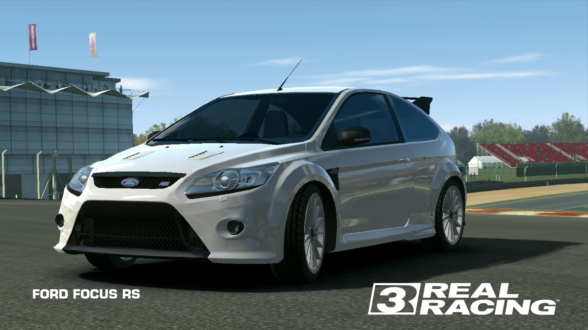 FORD FOCUS RS | Real Racing 3 Wiki | FANDOM powered by Wikia