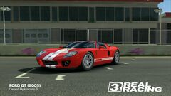 Ford GT (Remastered Stripes)
