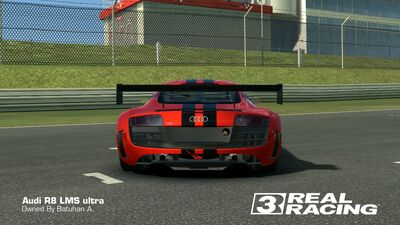 R8 LMS SB Edition No. 9 Rear