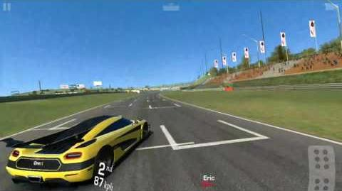 Real Racing 3; One on 1 event; stage 7