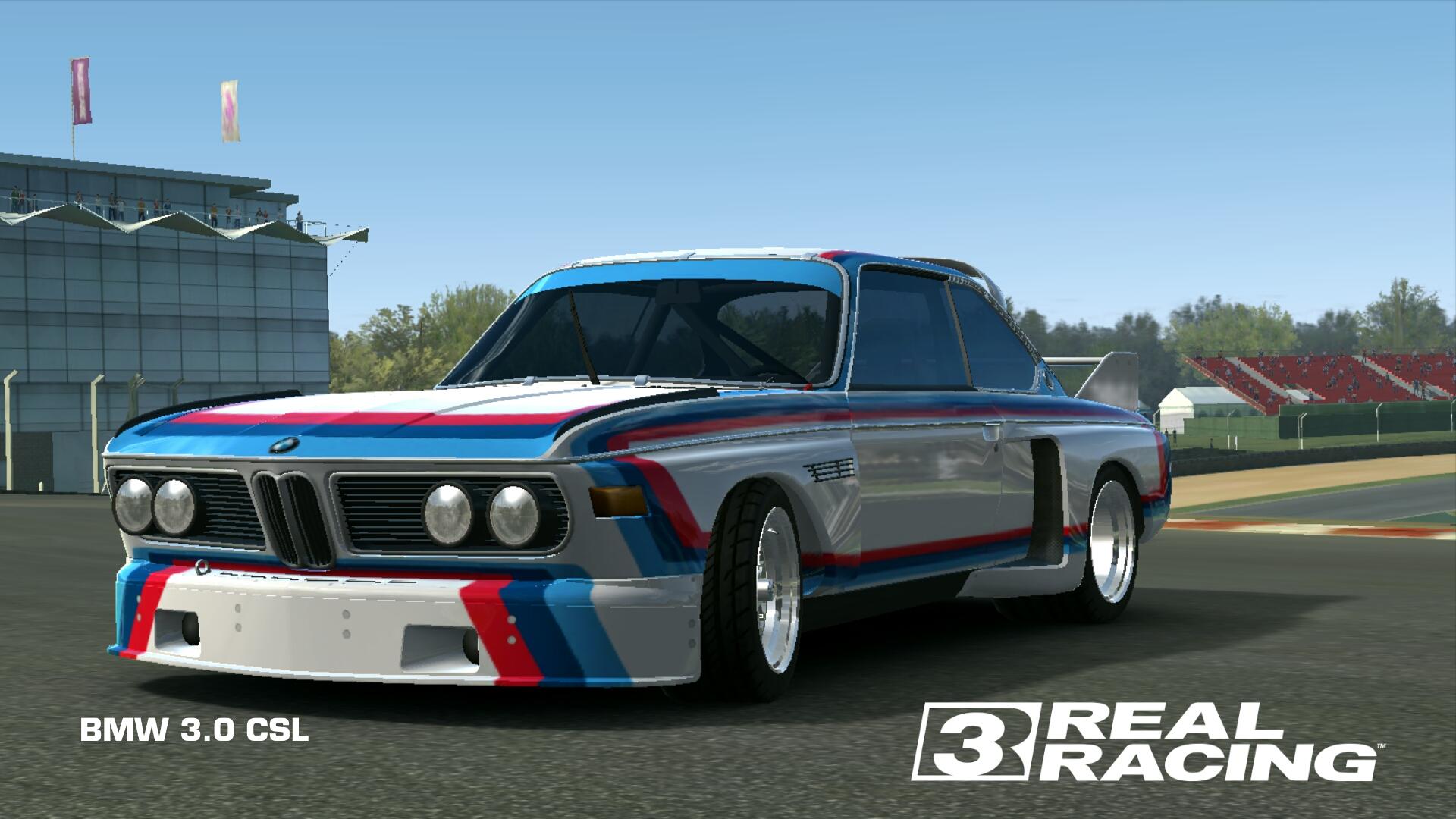 BMW 3.0 CSL | Real Racing 3 Wiki | FANDOM powered by Wikia
