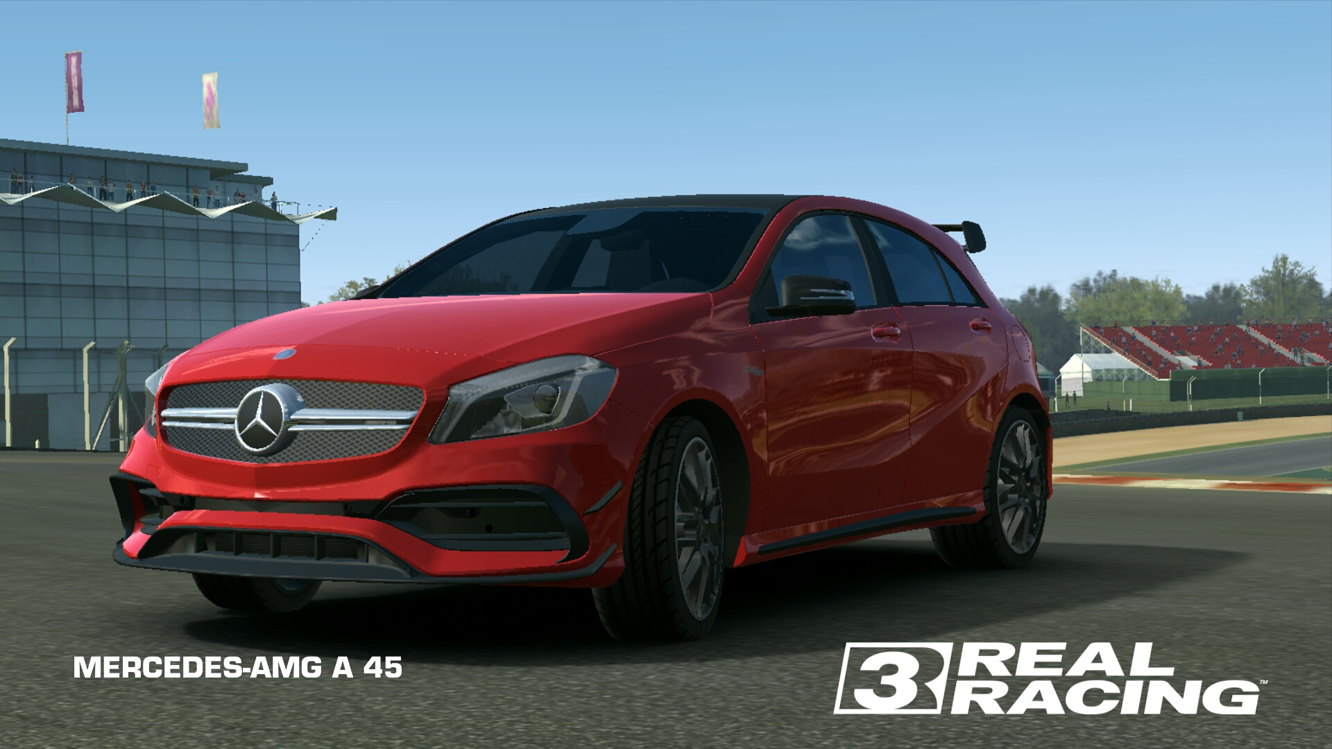 Mercedes Amg A 45 Real Racing 3 Wiki Fandom Powered By Wikia