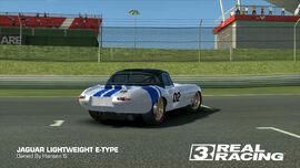 RTS E-Type (Back 2)
