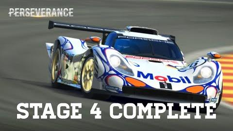 Real Racing 3 Perseverance Stage 4 Upgrades 1131313 With Bot Slowing In Goal 4 RR3-0