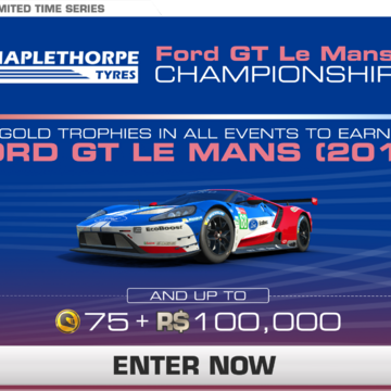 Ford Gt Le Mans Championship Real Racing 3 Wiki Fandom