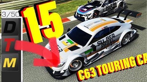 15 Mercedes-AMG C63 DTM Racing Liveries