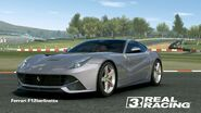 Showcase Ferrari F12berlinetta