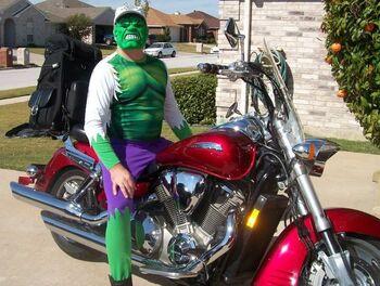 HulkBiker