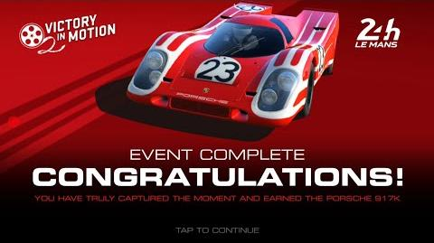 Real Racing 3 RR3 - Victory In Motion - Stage 6 Goal 5 ( Upgrades = 3331311 = 191 Gold )
