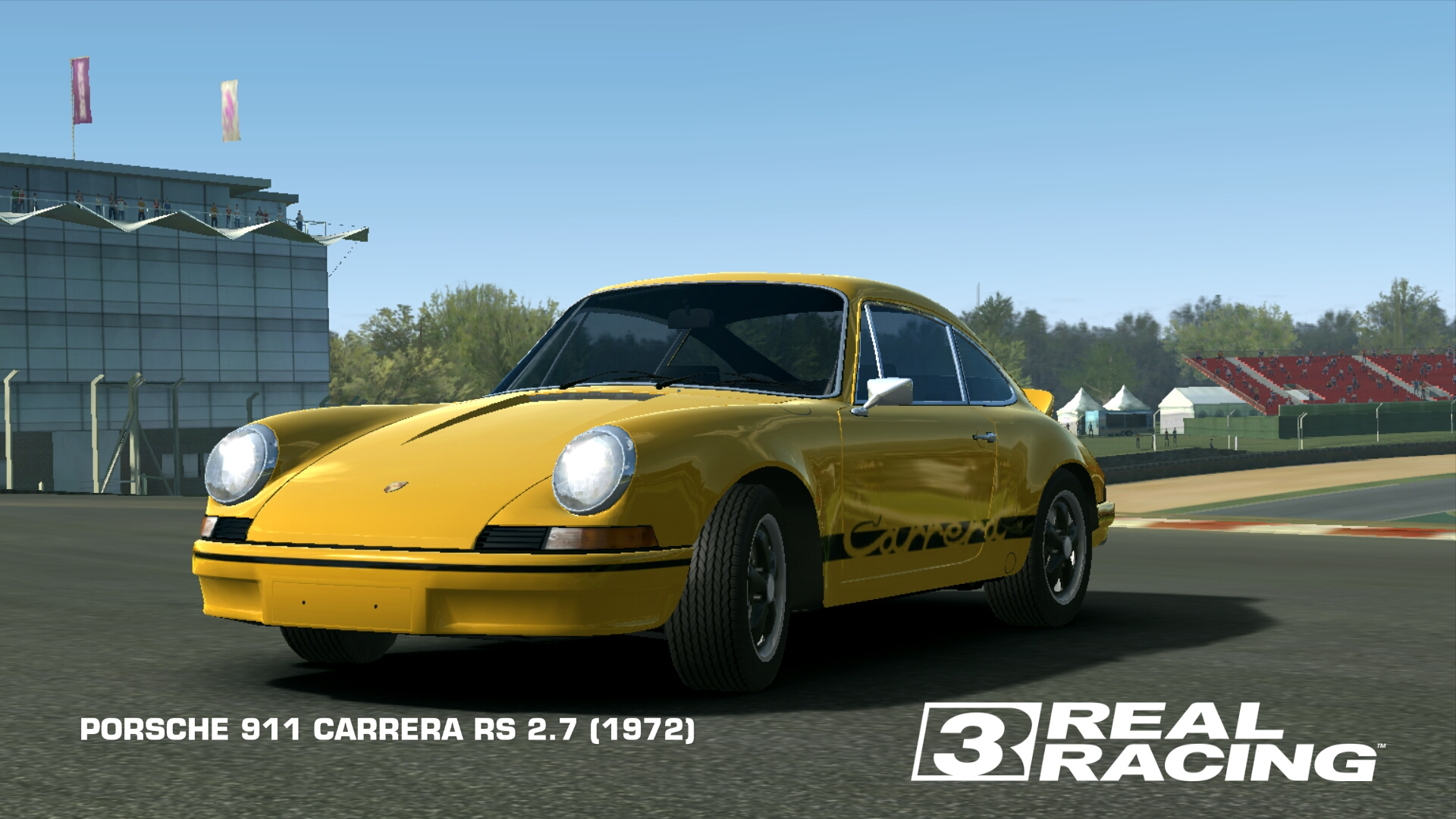 Porsche 911 Carrera Rs 2 7 1972 Real Racing 3 Wiki Fandom