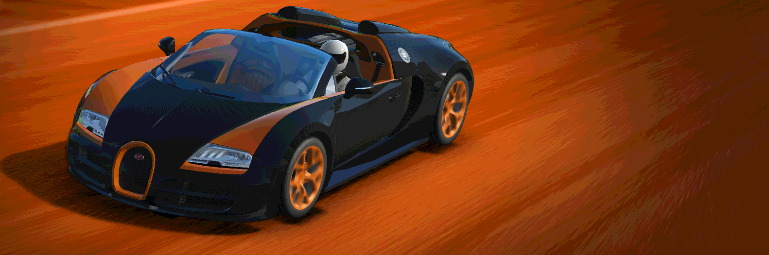 Bugatti Veyron 16.4 Grand Sport Vitesse (Exclusive Series ...
