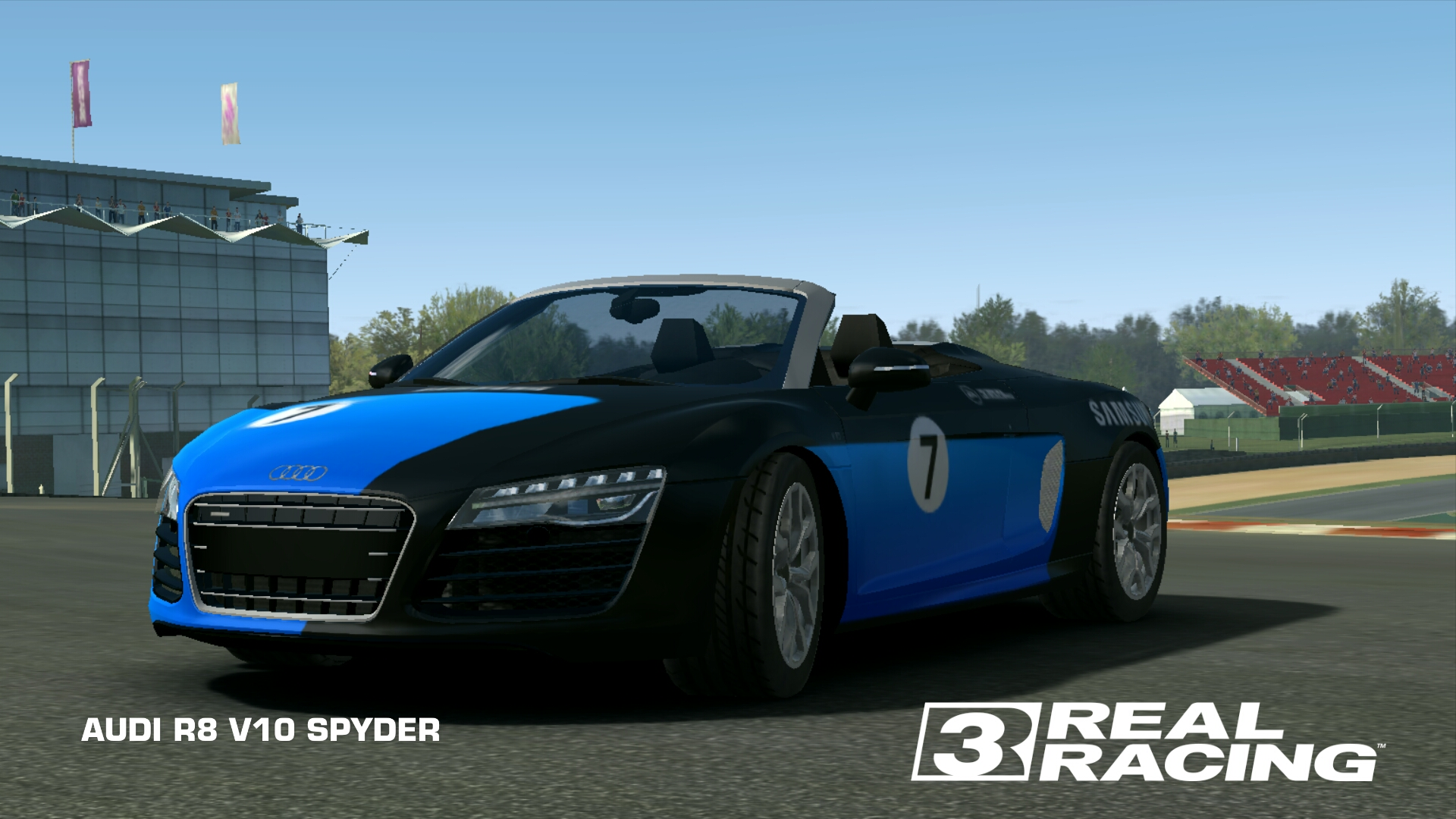 AUDI R V SPYDER Real Racing Wiki FANDOM Powered By Wikia - Audi r8 v10 spyder