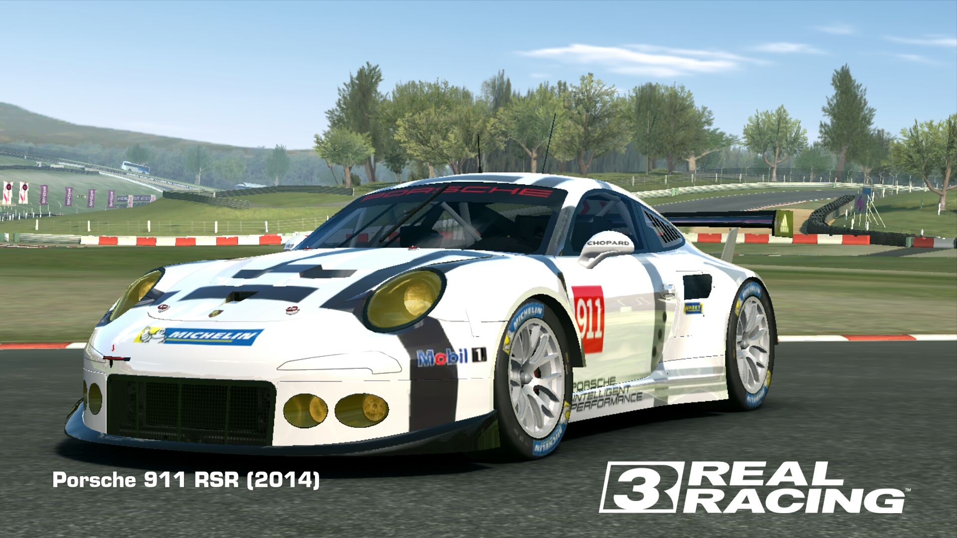 Showcase Porsche 911 RSR (2014)