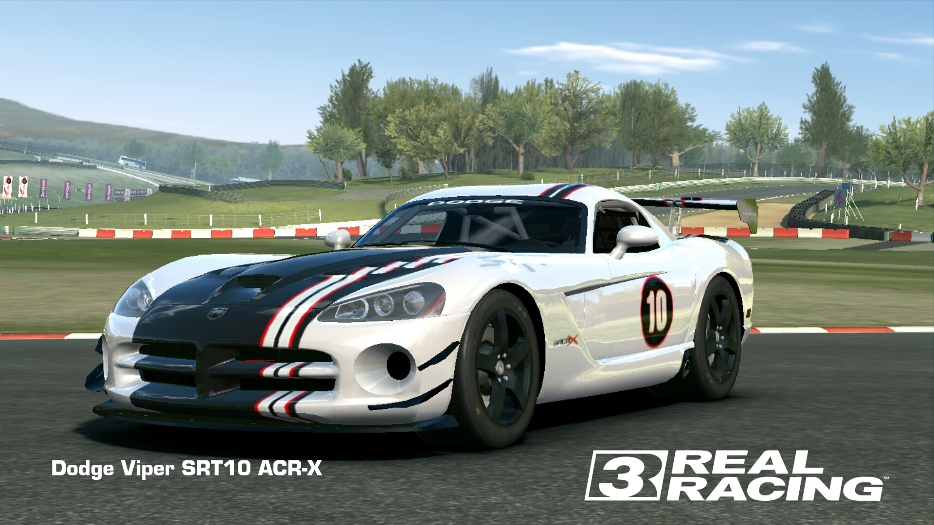 Showcase Dodge Viper SRT10 ACR-X