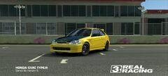 Todo School Civic Type-R Demo Car