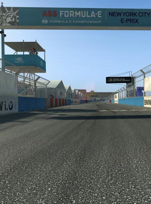 Formula E New York Circuit Real Racing 3 Wiki Fandom
