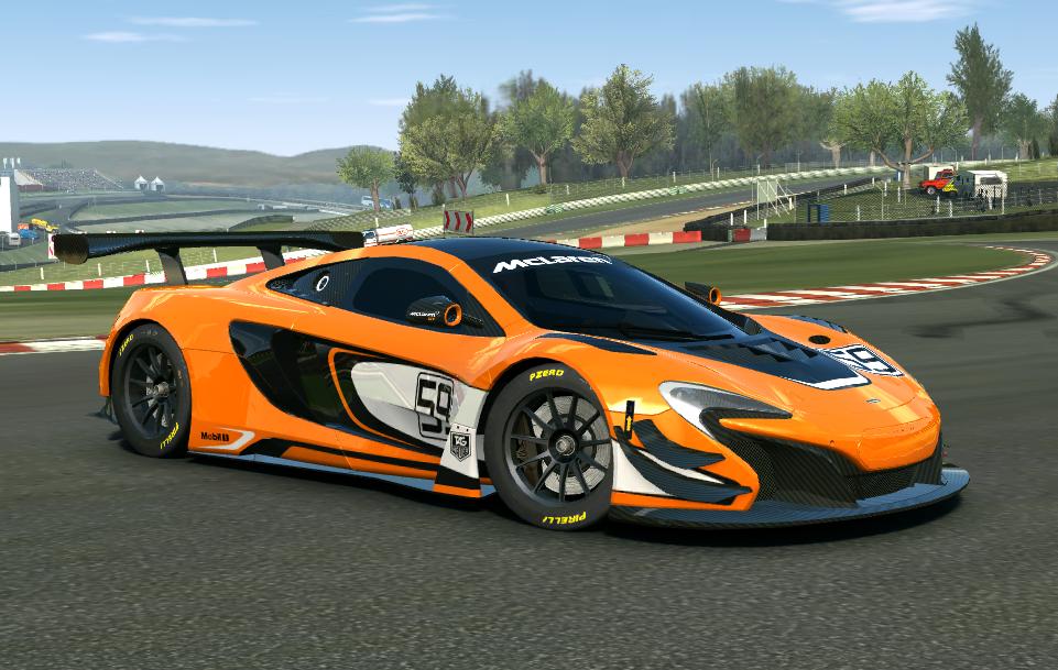 Image - McLaren 650S GT3.png | Real Racing 3 Wiki | FANDOM powered ...