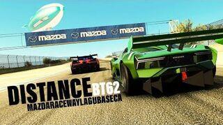 Brabham BT62 Laguna Seca Distance Challenge (Best Option)