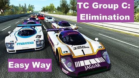 TC Elimination Group C Easy Way-0