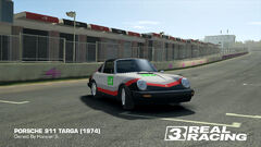 Porsche GT Racing Team No. 60 911 Targa