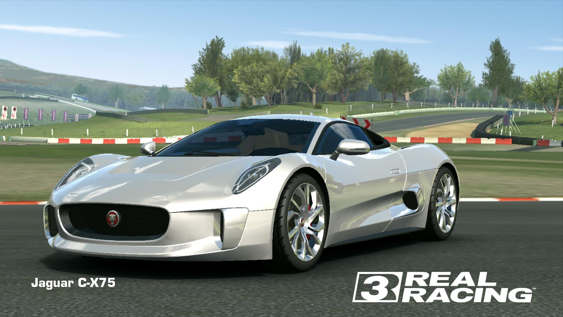 Jaguar C X75 Real Racing 3 Wiki Fandom Powered By Wikia