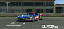 2016 Ford GT Le Mans 69