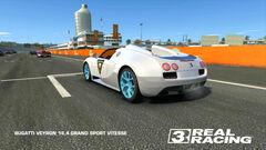 Belkan Veyron GSV (Back)