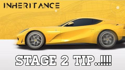 Real Racing 3 Inheritance Stage 2 Tip.