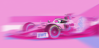Series BWT RACING POINT F1® TEAM RACING POINT RP20 (Invitational Series)