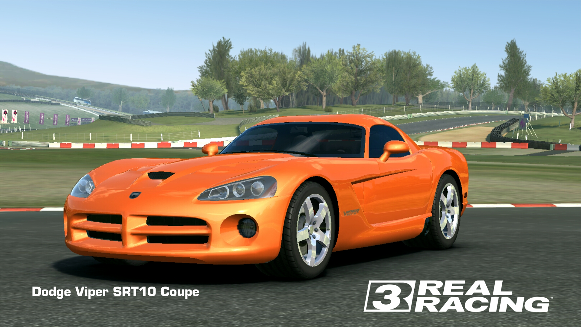 Showcase Dodge Viper SRT10 Coupe