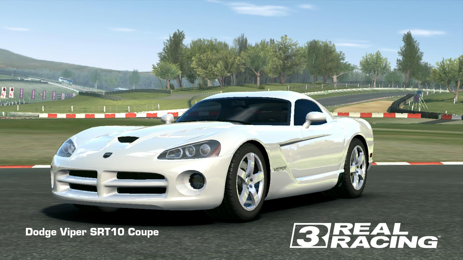 Showcase Dodge Viper SRT10 Coupe
