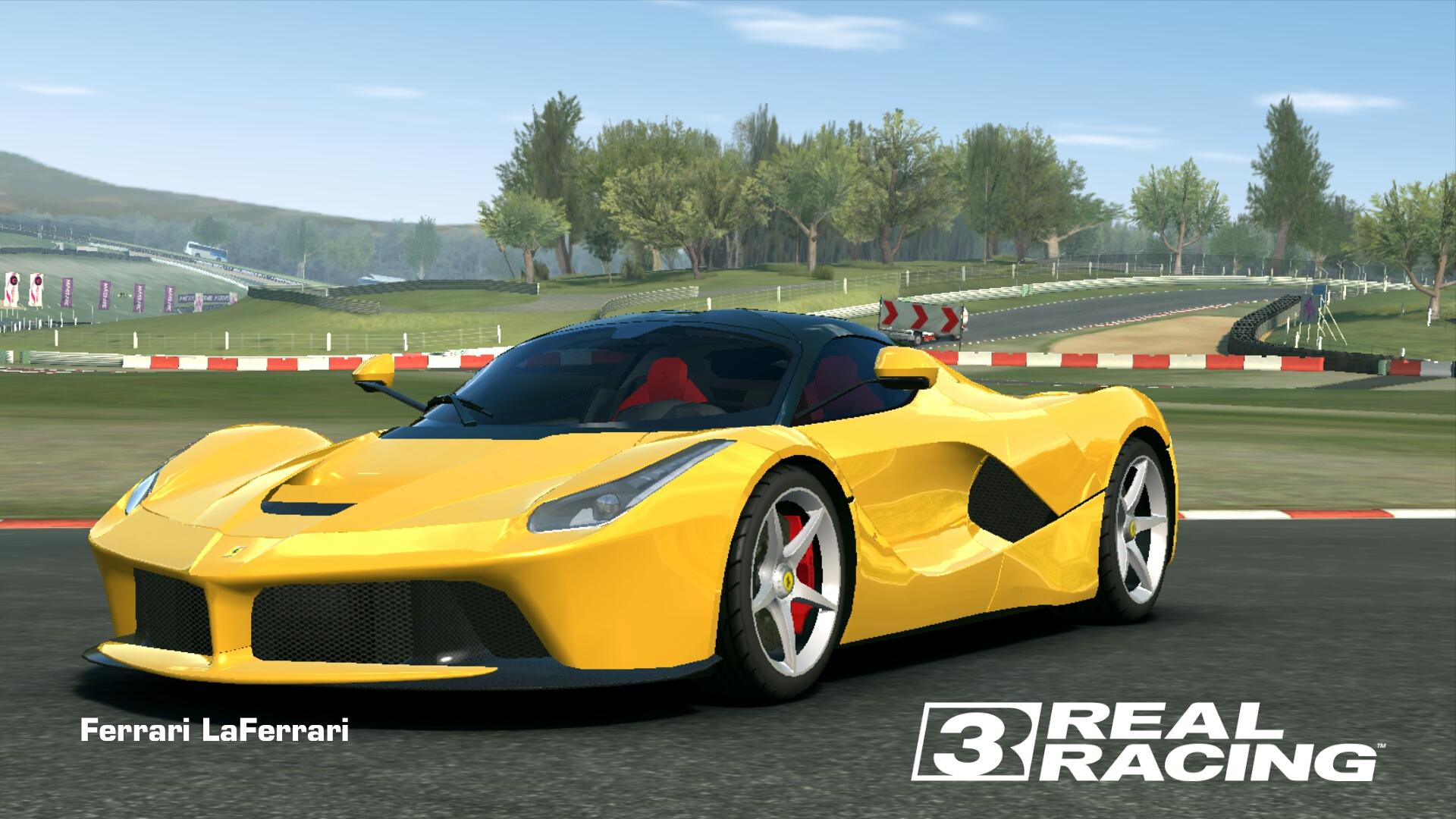 Showcase Ferrari LaFerrari