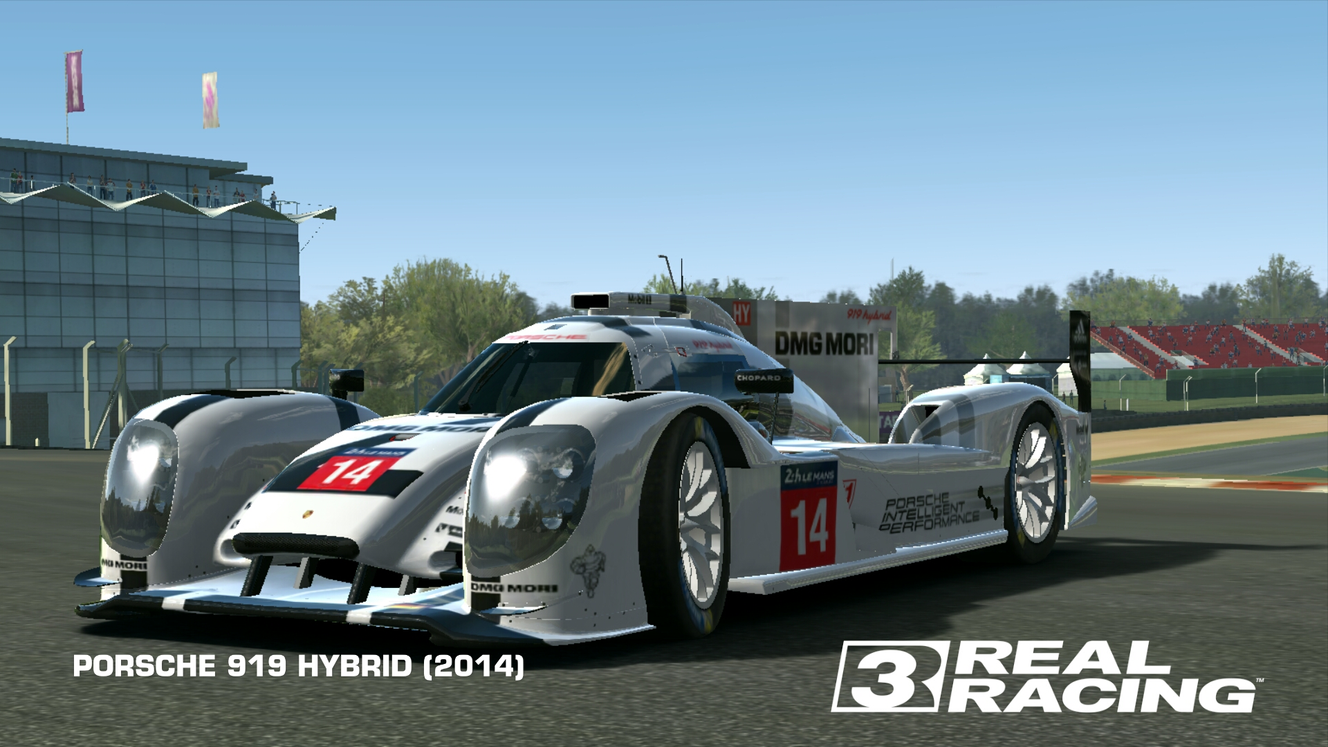 porsche 919 hybrid (2014) | real racing 3 wiki | fandom poweredwikia