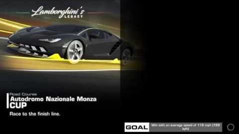 Lamborghini's Legacy, Stage 1 Race 3, Upgrades 3232122