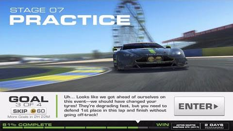 RR3 Balance Of Power Stage 7 Goal 3 Upgrades 1131333 (178 gold) Real Racing 3
