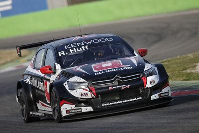 WTCC-2017-Rob-Huff-Citroën C-Elysée WTCC