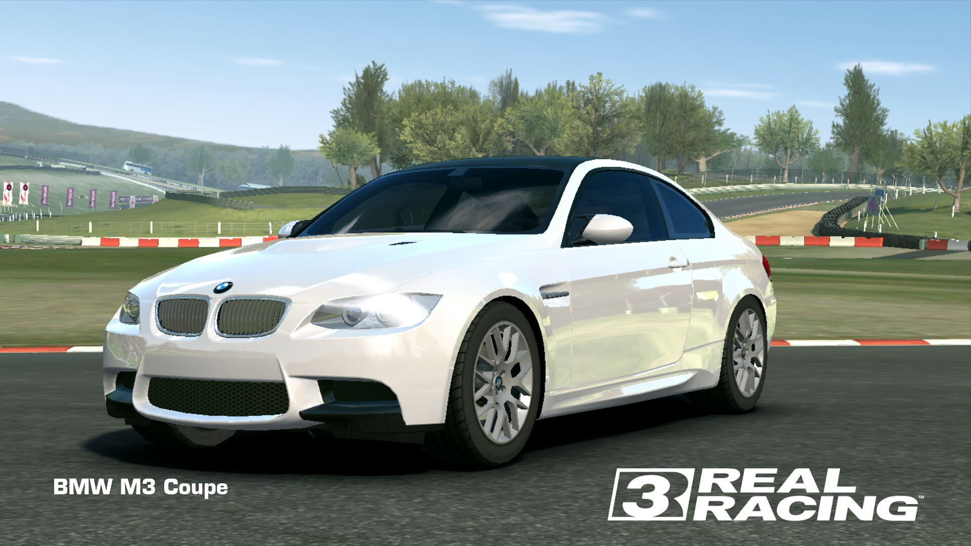 Showcase BMW M3 Coupe