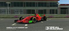 F1 Academy Christmas