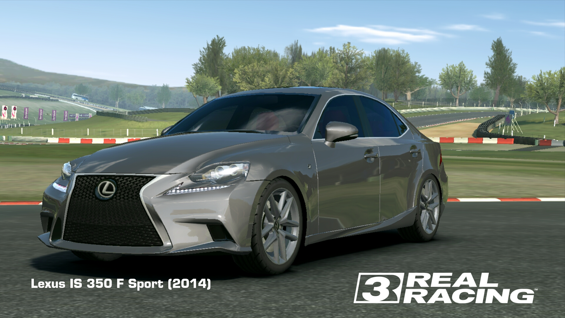 Showcase Lexus IS 350 F Sport (2014)