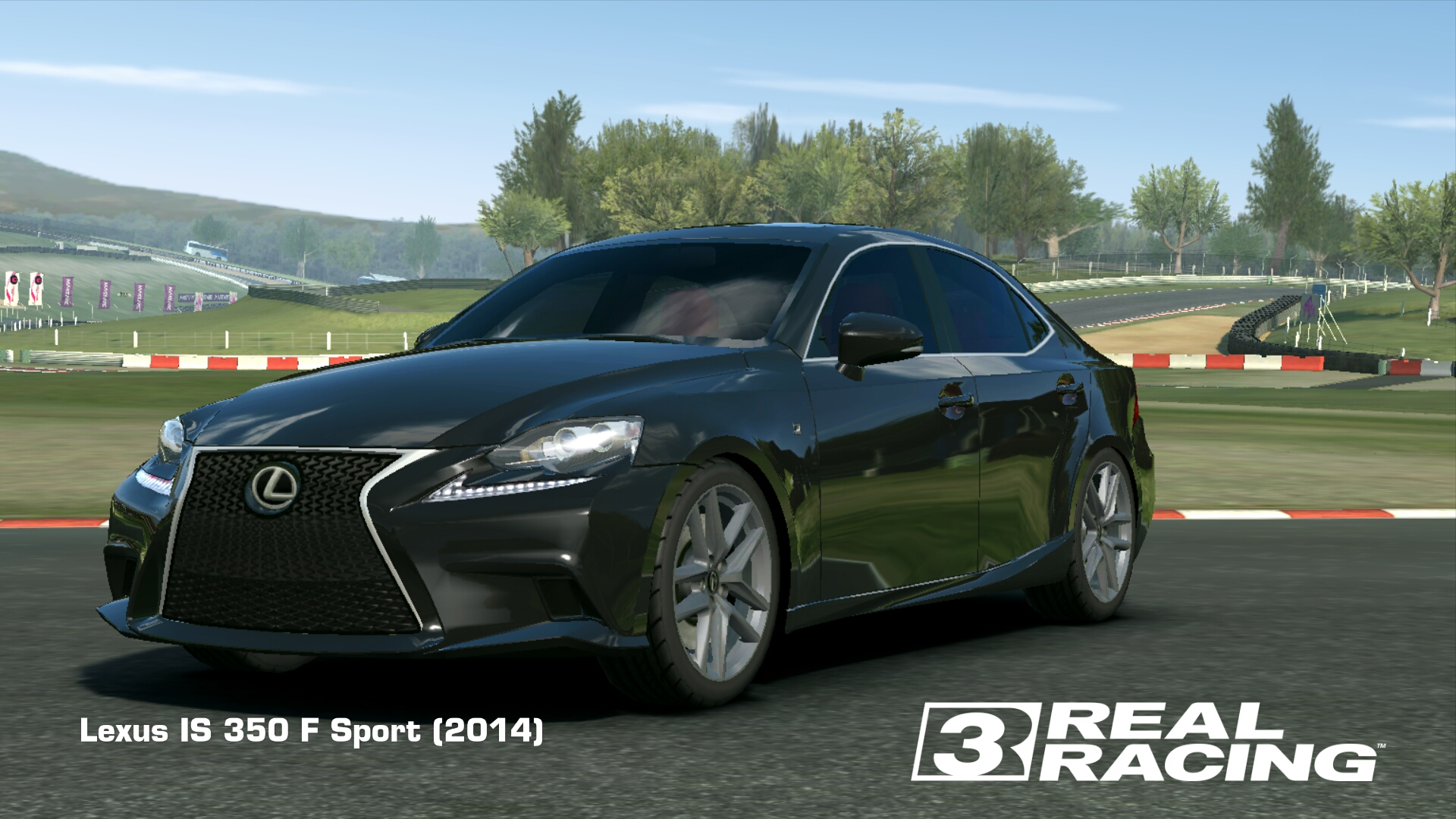 Showcase Lexus IS 350 F Sport (2014)