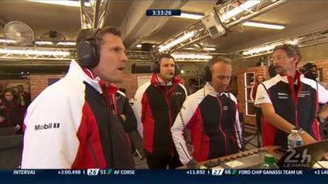 24h Le Mans 2018 - Porsche vs Ford