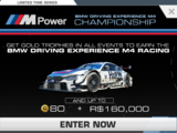 BMW Driving Experience M4 Racing Championship