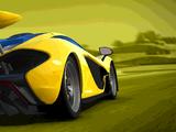 McLaren P1™ (Exclusive Series)