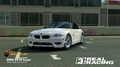 Z4 M Coupe (Black Top)