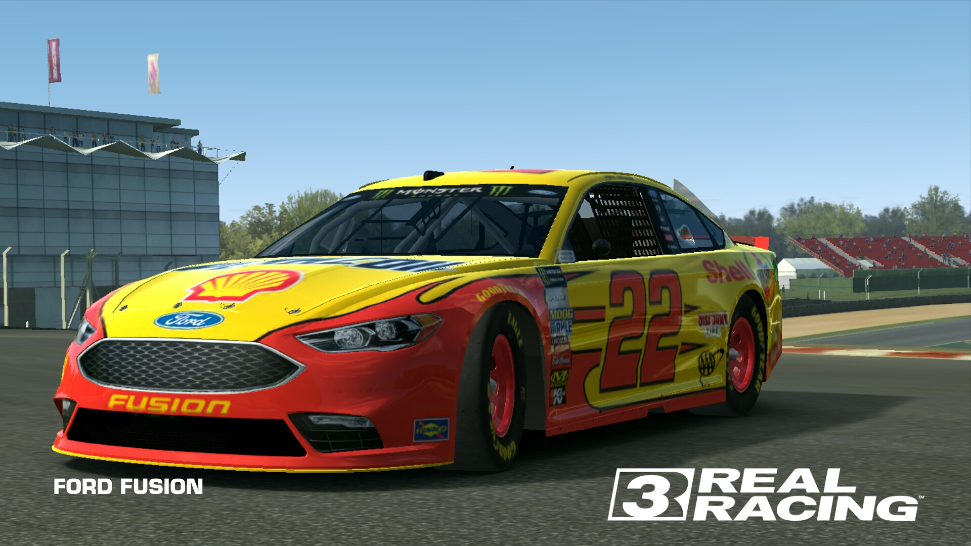 Ford Fusion 2018 Real Racing 3 Wiki Fandom Powered By Wikia
