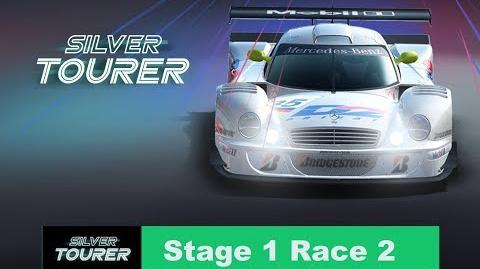 Silver Tourer Stage 1 Race 2-0