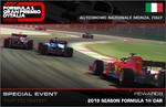 Series Formula 1® Gran Premio d'Italia™ 2019