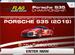 Series Porsche 935 (2019) Championship