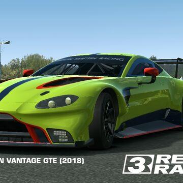 Aston Martin Vantage Gte 2018 Real Racing 3 Wiki Fandom