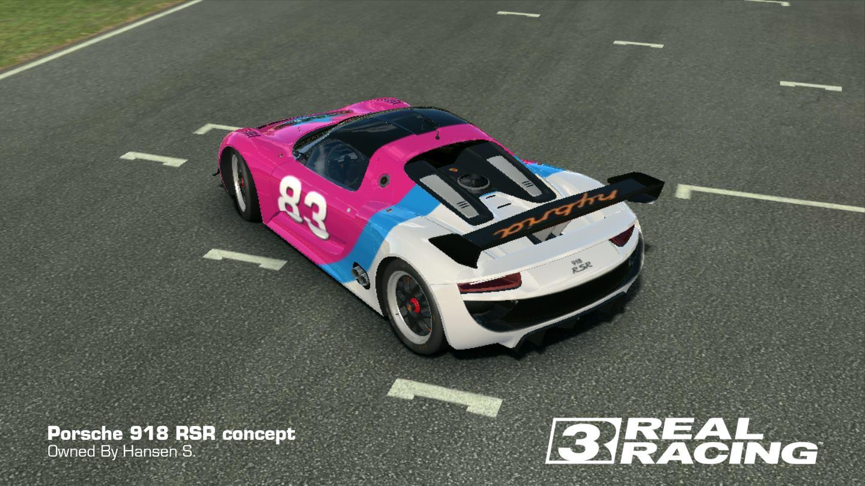 Image - MMM 918 RSR (V3).jpg | Real Racing 3 Wiki | FANDOM powered ...